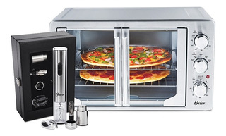 Forno French Door 42l Com Kit Vinho Oster