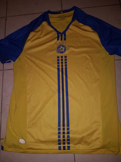Camiseta Del Maccabi De Israel Terrible.