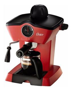 Cafetera Oster 4188 Express Capucchino Hidropresion 4 Tazas
