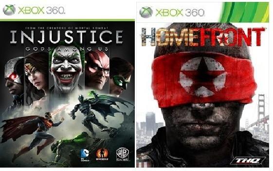 Injustice: Gods Among Us Game Xbox 360 Licença Digital