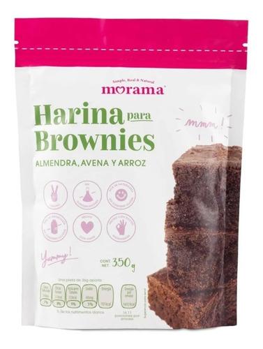 Fralugio Harina Brownies Veganos Morama Ideal Dieta Keto