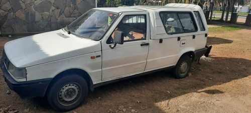 Fiat Fiorino 1996 1.7 D