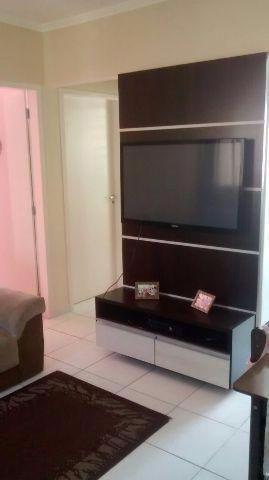 Apartamento Em Parque Santo Antônio, Jacareí/sp De 48m² 2 Quartos À Venda Por R$ 130.000,00 - Ap177298