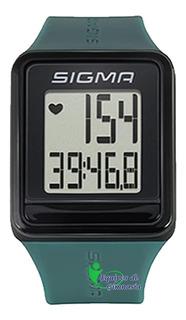 Pulsometro Sigma Id Go Monitor Cardiaco Reloj + Banda Torax