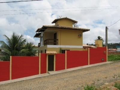Casa 4/4 No Perola Do Mar - 1213