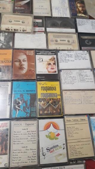 Fitas Cassetes Originais