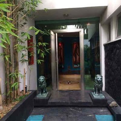 Renta Casa Amueblada, Blvd Virreyes, Lomas De Chapultepec