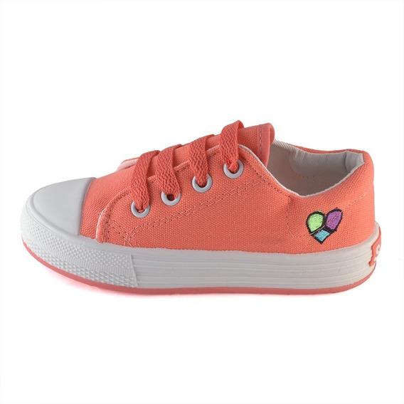 Zapatilla Lona Coral Small Shoes