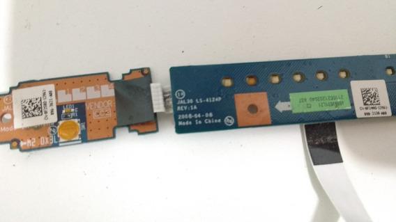 Placa Power + Multimídia Dell Vostro 1310