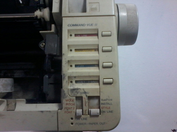 Impressora Matricial Gsx-190 Citizen