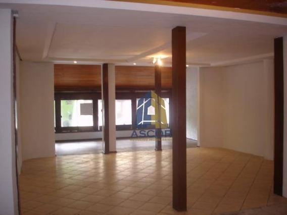 Casa Comercial Em Ponto Nobre Do Centro De Florianópolis. - Ca0006
