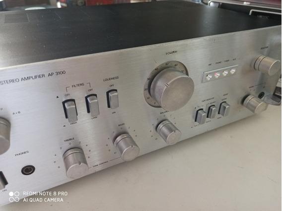 Amplificador Polyvox Stereo Amplifier A P-3100 Show