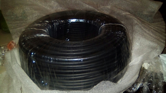 Cable Eléctrico Calibre 8, 25m