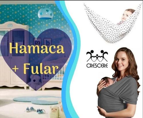 Fular + Hamaca Envio Gratis