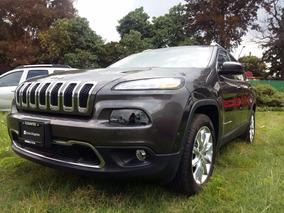 Jeep Cherokee Limited Plus Modelo 2017