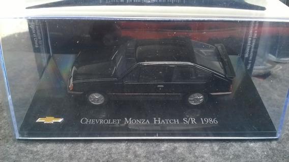 Chevrolet Colection Miniatura 1/43 Monza Hatch S/r 1986