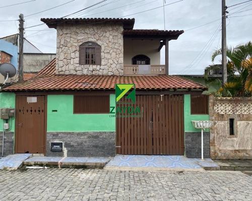 Duas Casas Independentes, No Bairro Vila Nova, Em Barra De S