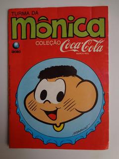 Coleção Turma Da Mônica Coca Cola, Cascão
