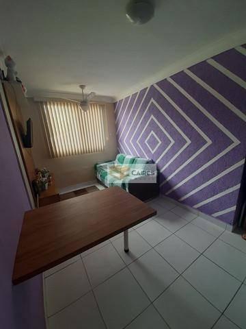 Apartamento Com 1 Dormitório À Venda, 48 M² Por R$ 195.000,00 - Parque Jambeiro - Campinas/sp - Ap7607