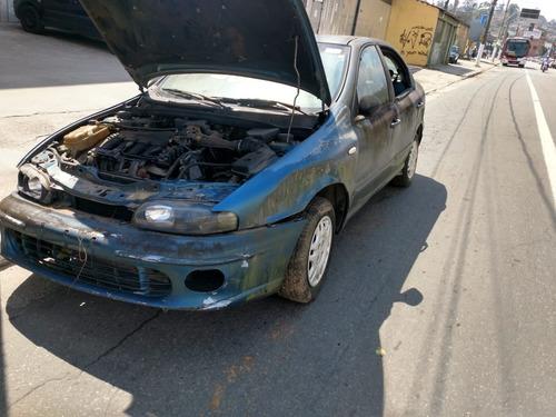 Fiat Brava 1.6 16v 2002 Sucata Somente Peças