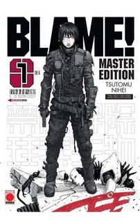 Blame Master Edition 1 Al 6 - Tsutomu Nihei - Panini - C/u