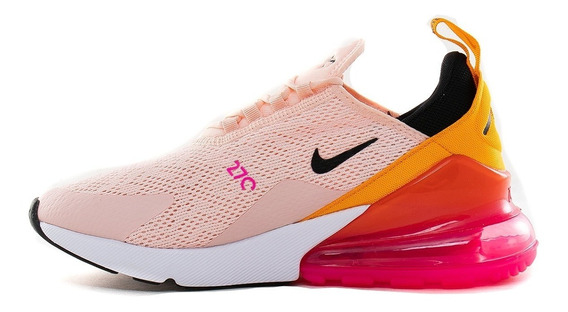 Zapatillas Nike Air Max 270 Coral - Mujer