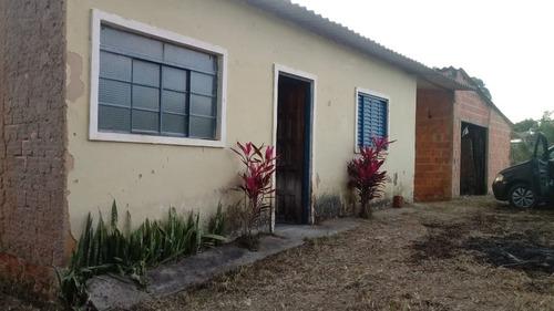 Imagem 1 de 17 de Chácara 34000m2, 800mts Do Asfalto,casa Simples, 25 Kms Da Cidade De São Miguel Arcanjo - Ch00085 - 69536980