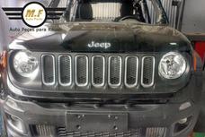 Sucata De Jeep Renegade Flex 2016 Motor/cambio Só Para Peças