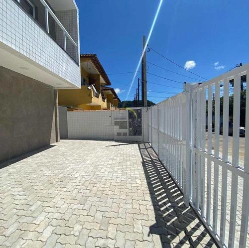 Casa De Condomínio Com 2 Dorms, Japuí, São Vicente - R$ 230 Mil, Cod: 2860 - V2860