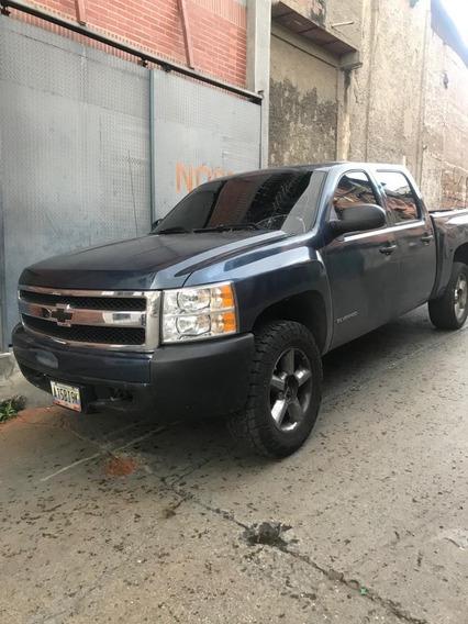 Chevrolet Silverado Doble Cabina