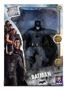 Muñeco Batman Premium Gigante 50 Cm Articulado Original