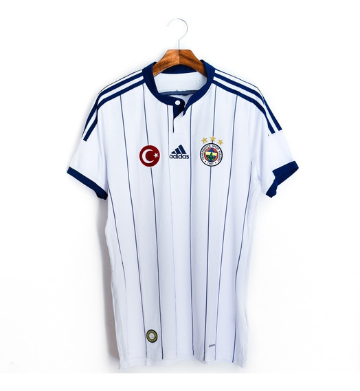 Camisas Masculinas Futebol Fenerbahçe 2014/15 adidas K78978