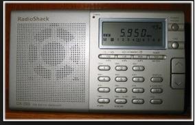 Radio Am-fm Ondas Curtas Dx-399 Radioshack
