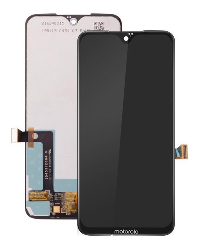 Display Lcd+touch Modulo Moto G7/g7 Plus Xt1952/1962/1965
