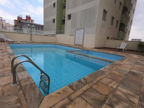 Apartamento À Venda, 67 M² Por R$ 340.000,00 - Vila Augusta - Guarulhos/sp - Ap1099