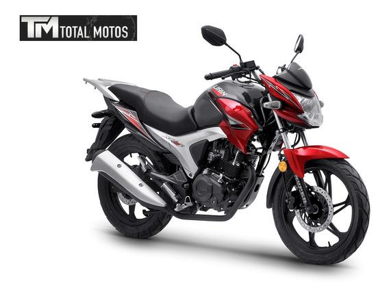 Motocicleta De Trabajo Lifan Kpf150. - Doble Disco De Freno