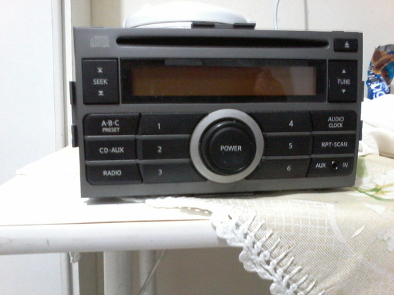 Cd Player Original Sentra