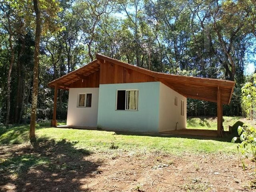 Cod 4411 - Linda Chácara Em Residencial De Ibiúna Com Acesso - 4411