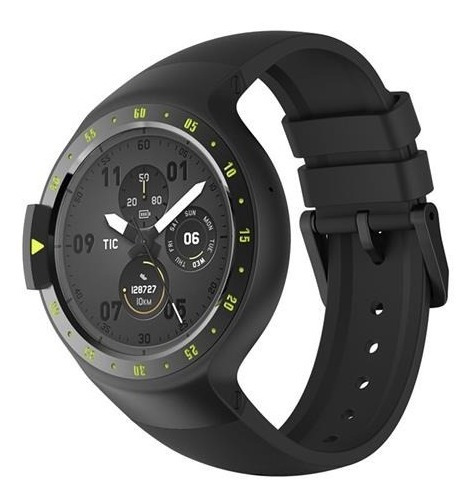 Reloj Ticwatch S Wear Os Deportivo Apps Notificaciones