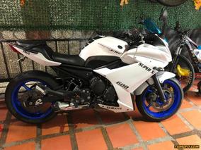 Yamaha Xj6 F Xj6 F