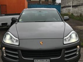 Porsche Cayenne 4.8 V8 Tiptronic S At 2009