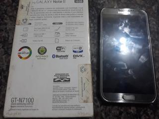 Samsung Galaxi Note 2 -leia