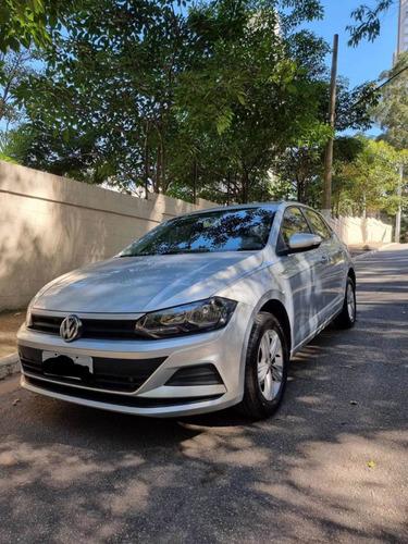 Imagem 1 de 9 de Volkswagen Polo 2019 1.6 16v Msi Aut. 5p