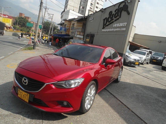 Mazda 6 Grand Touring 2.500cc 2014
