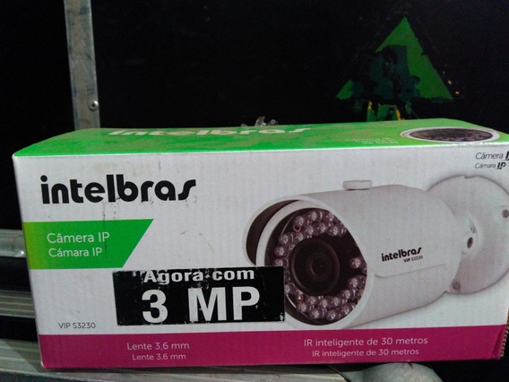 Camera Ip Intelbras S3230