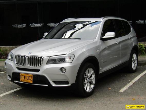 Bmw X3 Xdrive30d 3000 Cc At 4x4