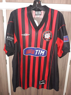 Camisa Do Atletico Paranaense / 2000 (umbro) Tamanho G #10