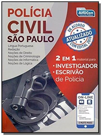 Policial Civil Sao Paulo 2 Em 1