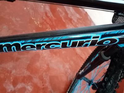 Bicicleta Mercurio