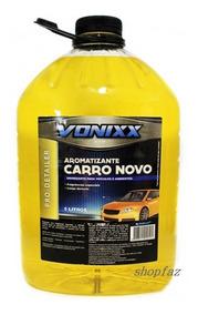 Cheirinho Automotivo Carro Novo 5 Litros Aromatizante Vonixx